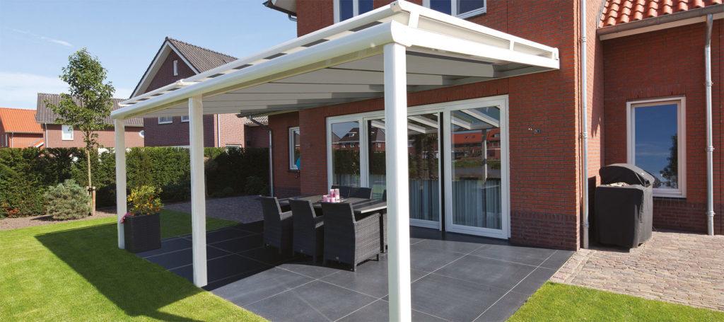 Terrassen Sonnenschutz Terrassendach
