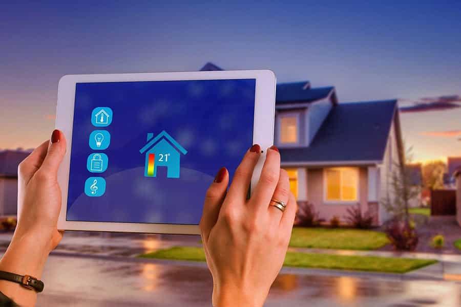 Smart Home für Markisen